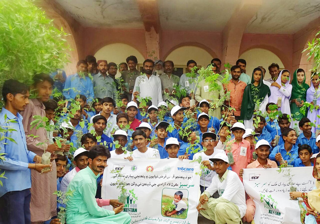 Plant for Pakistan, a Massive Tree Plantation Campaign Launched